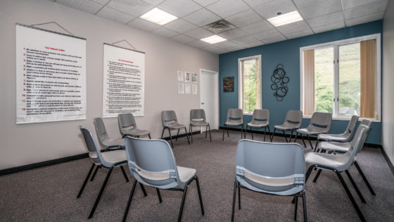 Our Outpatient Treatment Center Facility in New Jersey