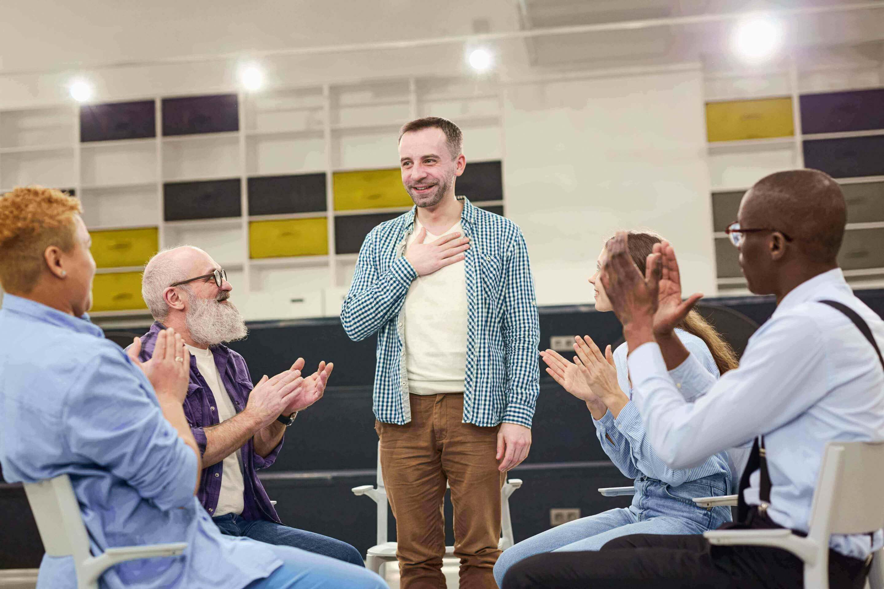 How Alcoholics Anonymous Works | BlueCrest Recovery Center