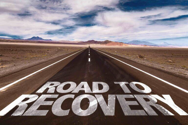 road to addiction recovery